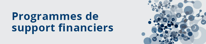 Programmes de support financier